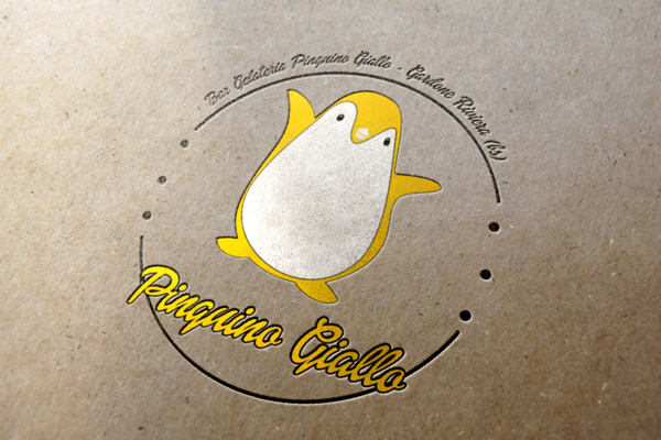 PINGUINO GIALLO BAR GELATERIA